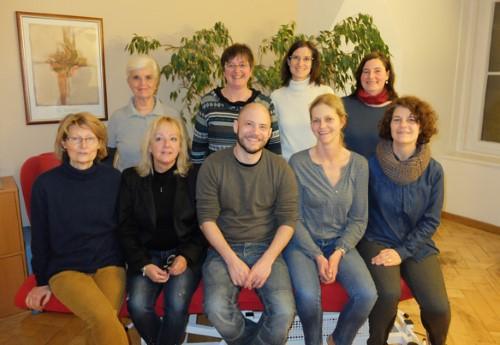 Ein ganzes Team von Profis für Physiotherapie, Krankengymnastik & Wellness